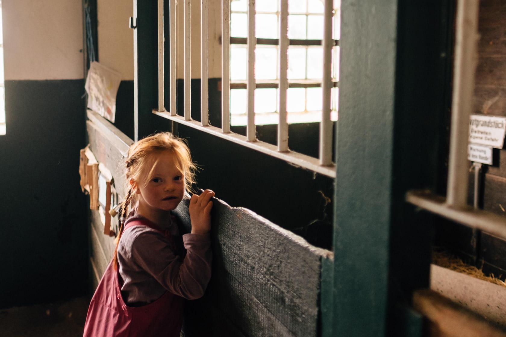 Reportage Tjarkshof eine Oase für Familien mit besonderen Kindern in Friedrichskoo