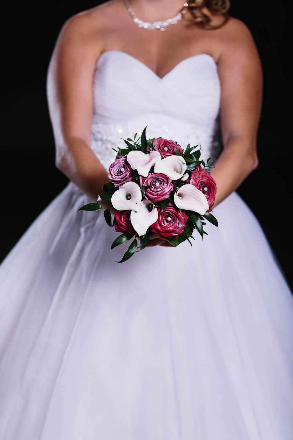 Hochzeitsfoto Trash the dress Hollie Farben Mannheim
