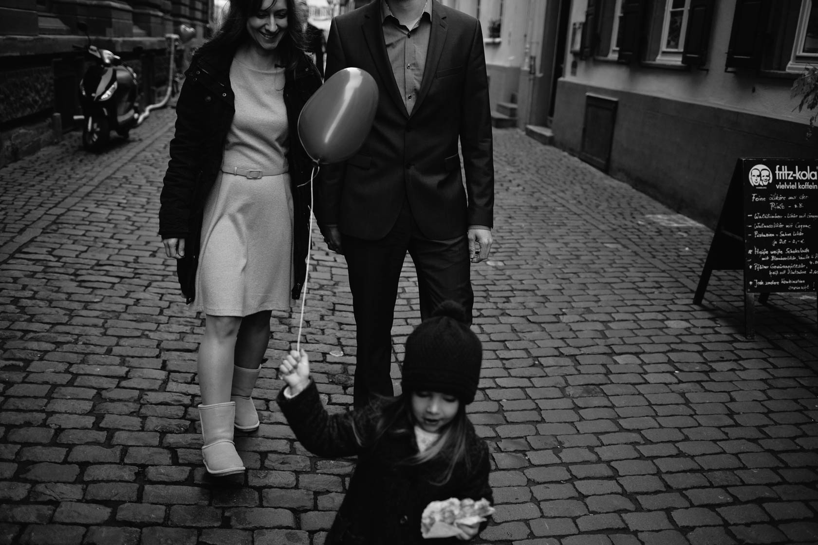 Familienfotos Heidelberger Altstadt