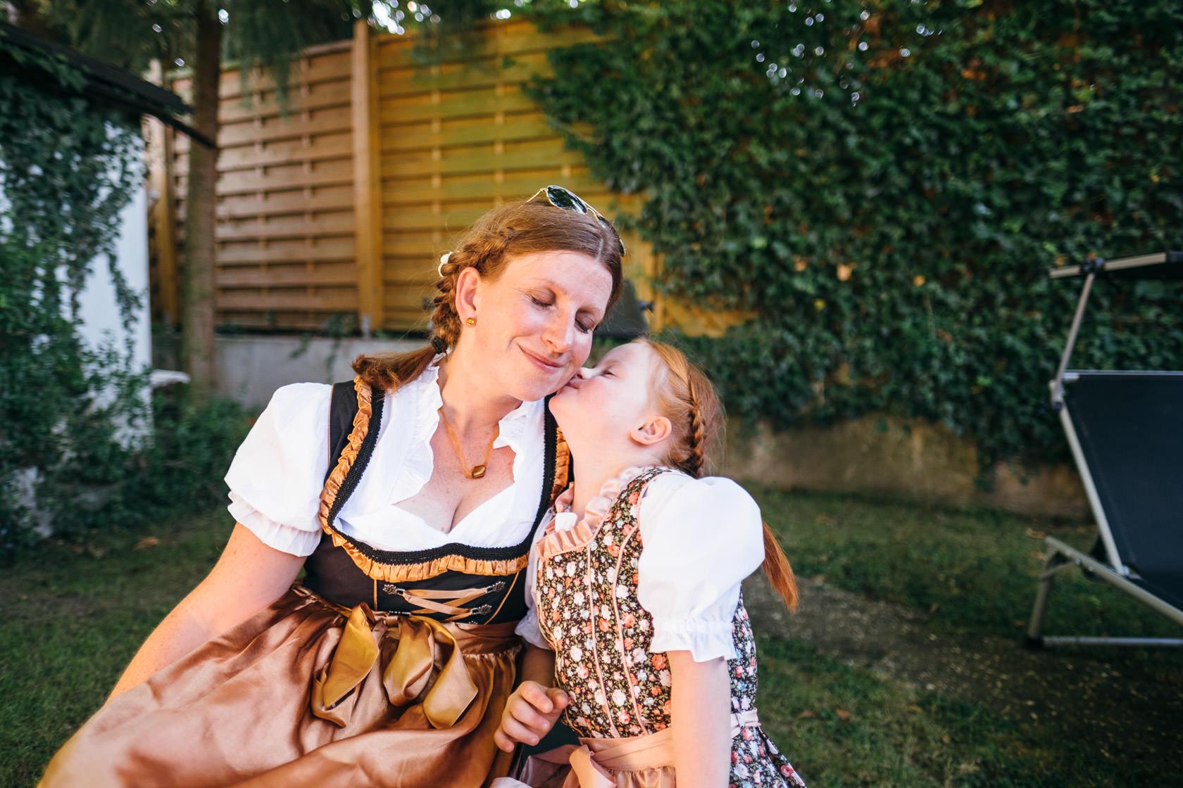 Bayrischer Polterabend in Norheim an der Nahe Alex und Jasmin