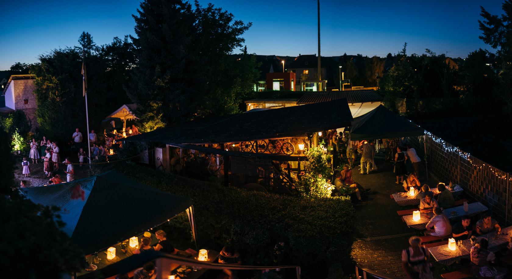 Bayrischer Polterabend in Norheim an der Nahe Alex und Jasmin Hochzeit Hochzeitstorte Wedding