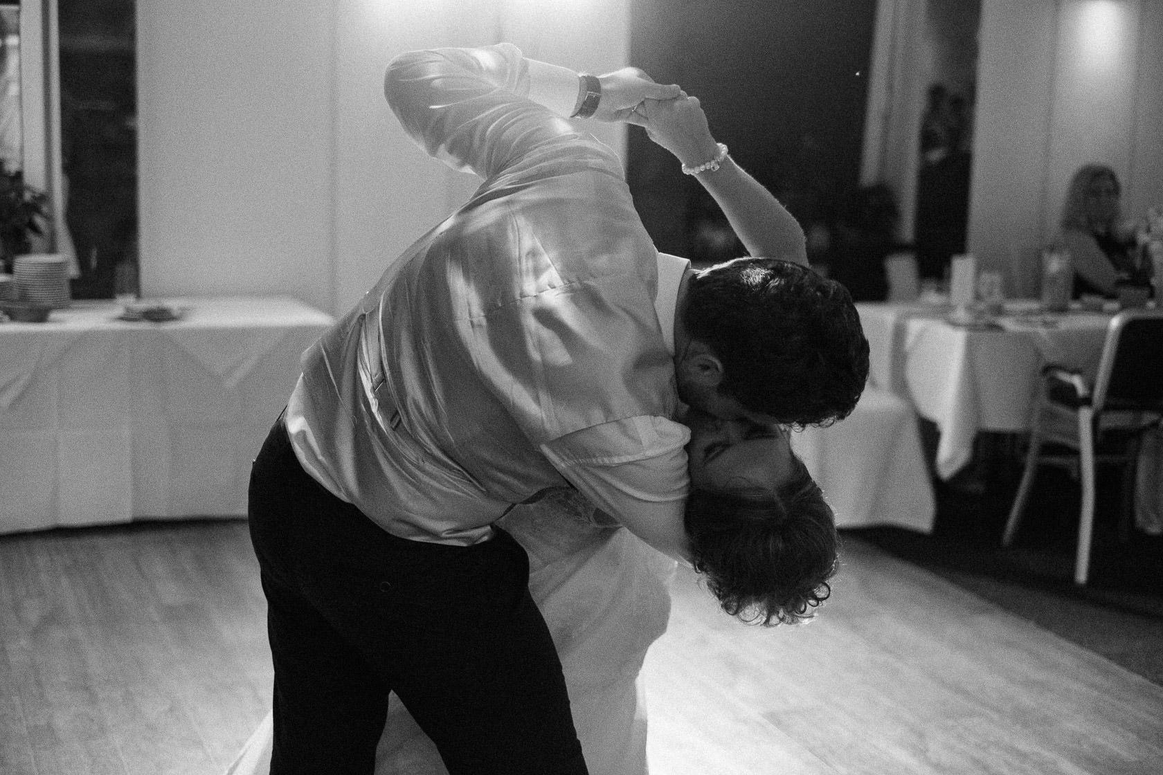 Blauweiße Hochzeit in Bad Kreuznach Tanz und Party mit der Band Mix-Tape