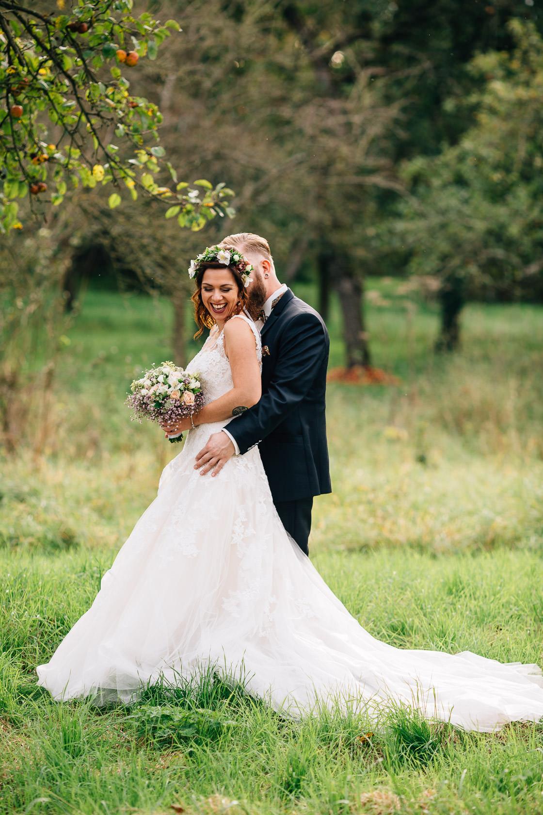 Hochzeitsfotografie Landkreis Karlsruhe