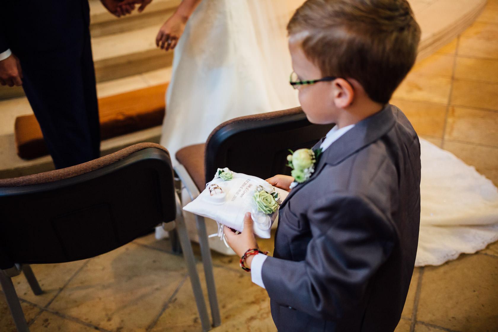Hochzeit Ringübergabe