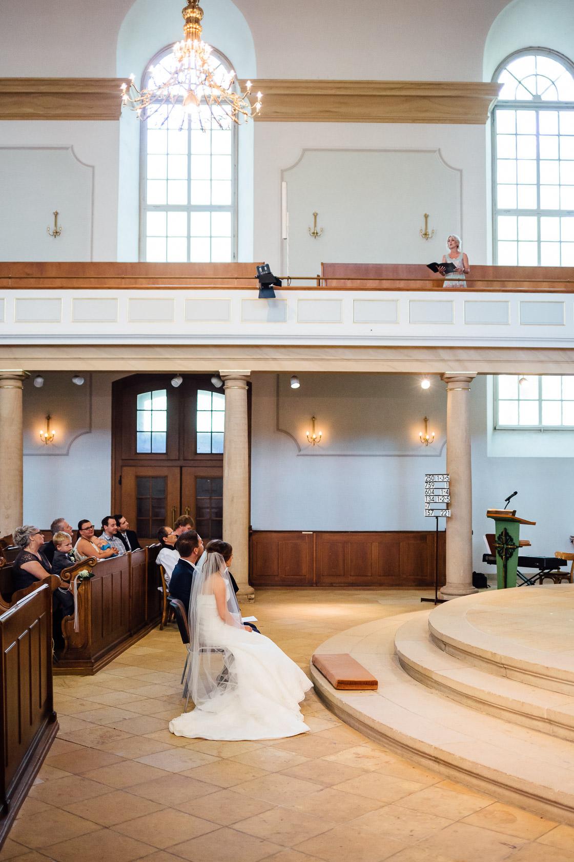 Hochzeit Carmen und Dirk in Bad Kreuznach Trauung in der Ausmarsch