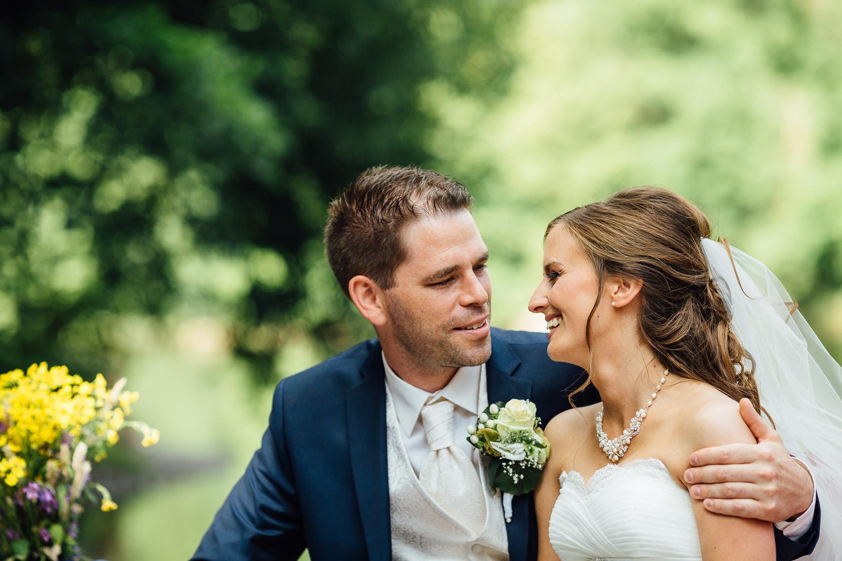 Hochzeit Carmen und Dirk in Bad Kreuznach Paarfotos in Bad Münster am Stein