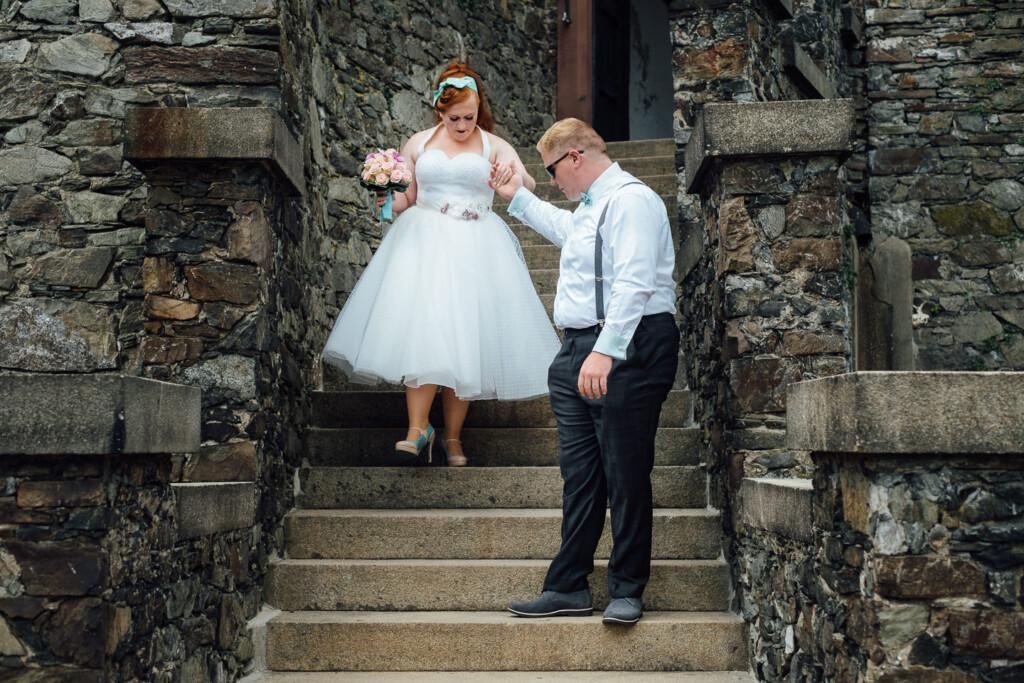 Hochzeitsfotograf Burg Rheinstein Polterhochzeit Bad Kreuznach Hochzeitsfotograf Burg Rheinstein Polterhochzeit Bad Kreuznach Kerstin Marcel 13