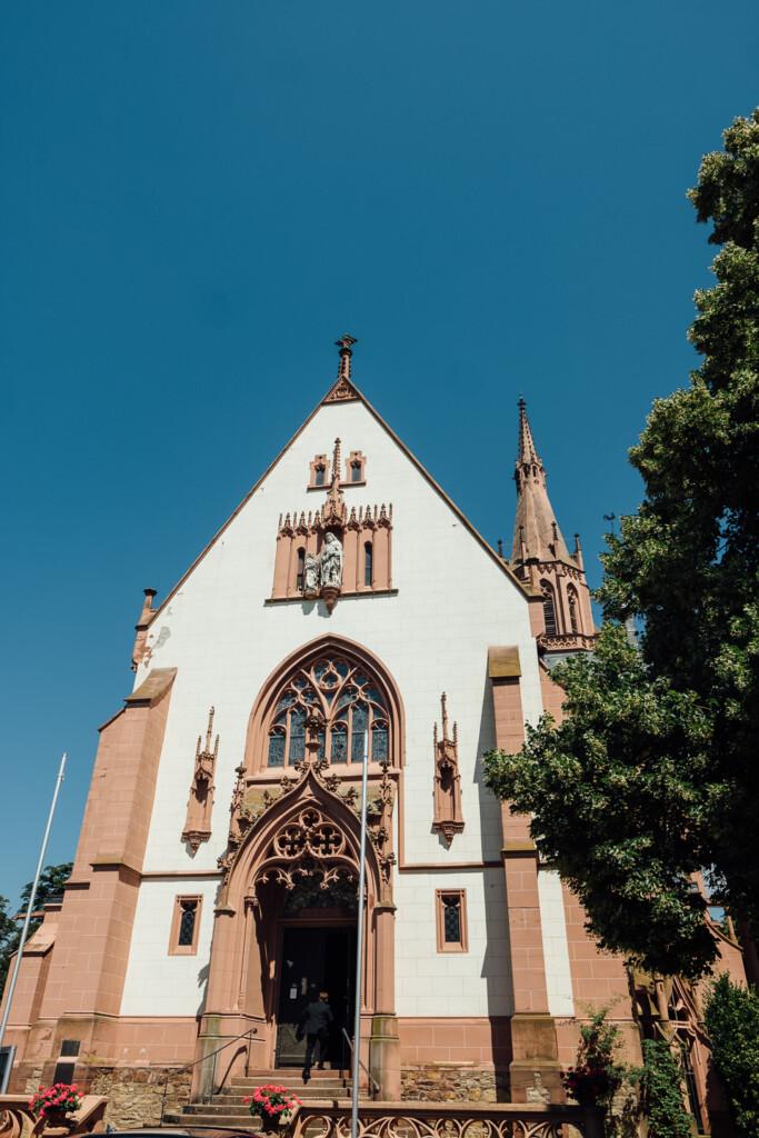 Hochzeitsfotograf Mainz Laubenheimer Höhe und Bingen Rochuskapelle Hochzeitsfotograf Mainz Laubenheimer Hoehe Kerstin Marcel Hochzeitsfotografie Bingen Rochuskappelle 1