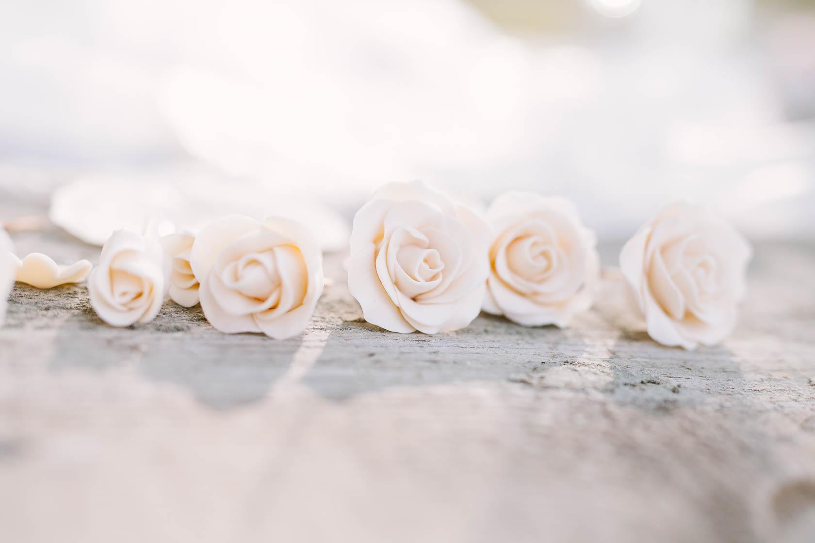 Styled Wedding Shoot Bridal Inspiration DIY und Pastell Details