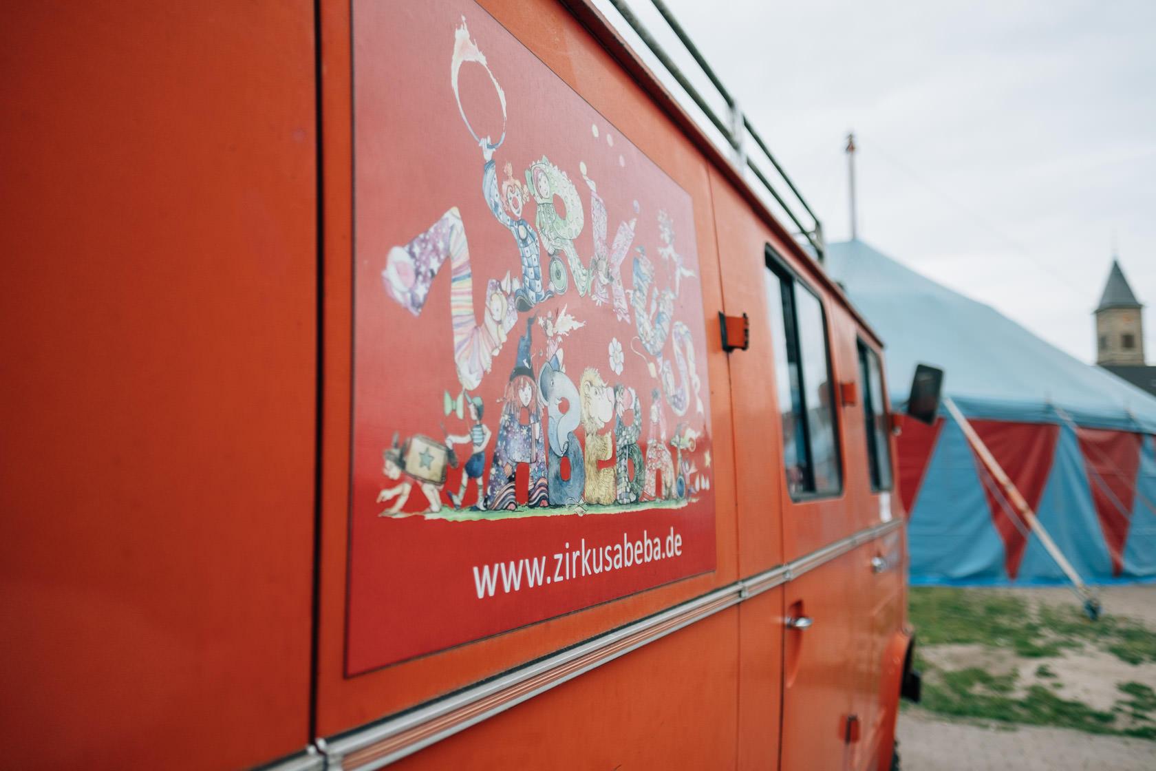 Sneak Peak Zirkusprojektwoche in Kronau